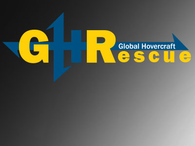 Global Hovercraft Rescue: Logo Design
