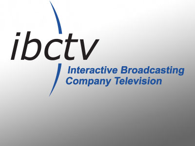 Logo design for IBCTV Chicago