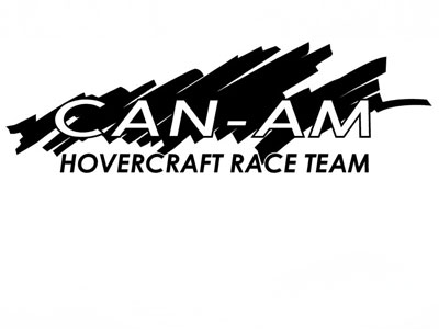 CanAm-Canadian American Hovercraft Racing Logo