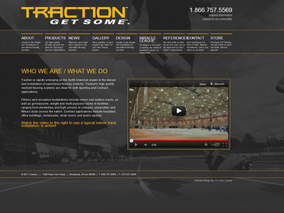 NASF Traction Website